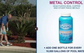 Baquacil (Non-Chlorine) Pool Care