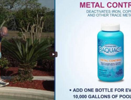 Baquacil (Non-Chlorine) Pool Care