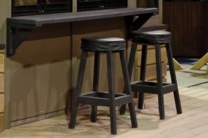 Bar Kit and Stools