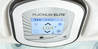 Platinum Elite Control Panel