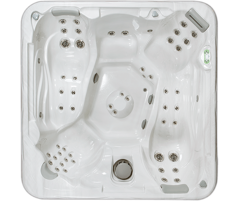 South Seas Deluxe 853dl Haven Pool Spa