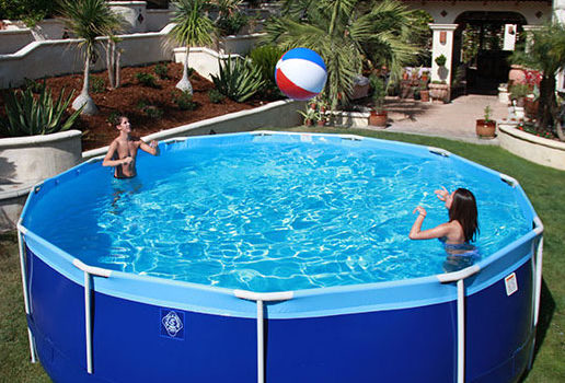 How to Dismantle an Above Ground Swimming Pool