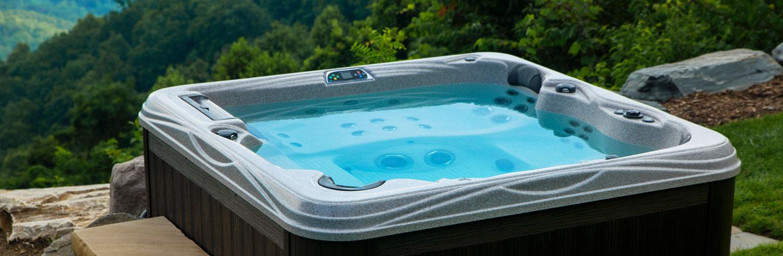 Haven Spa Pool Hearth