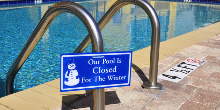 Winter Is Coming How To Close Your Pool For The Season