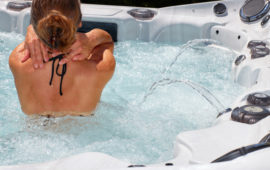 Using Your Hot Tub for Pain Relief