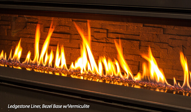The C60 Gas Fireplace Haven Pool Spa 503 655 9440