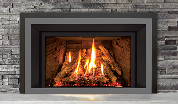 The Ex35 Gas Fireplace Insert Haven Pool Spa 503 655