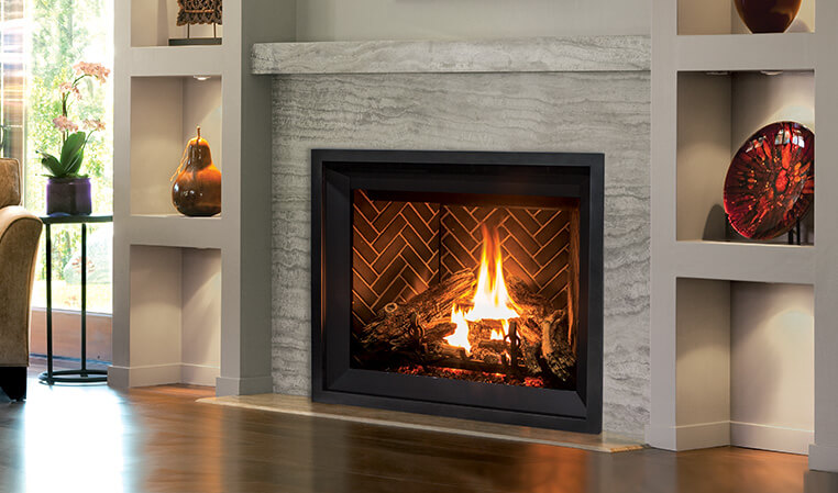 The G42 Gas Fireplace
