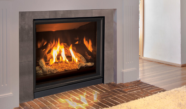 The Q2 Gas Fireplace