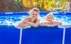 Above Ground Pool Safety 101