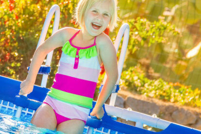 Kids Pool And Spa Safety