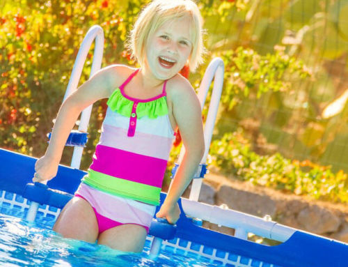 Pool and Spa Safety for Kids