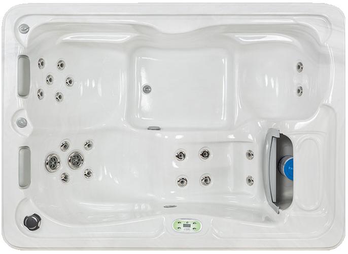 Forsythia Hot Tub