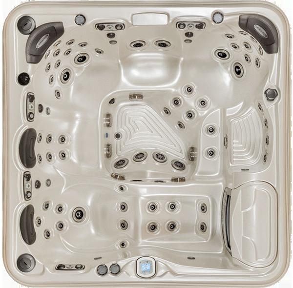 Artesian Platinum Elite Dove Canyon Hot Tub