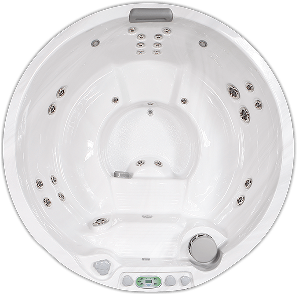 ARTESIAN SOUTH SEAS DELUXE 627M Hot Tub