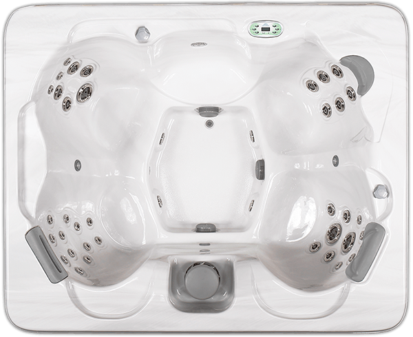 ARTESIAN SOUTH SEAS DELUXE 743D Hot Tub