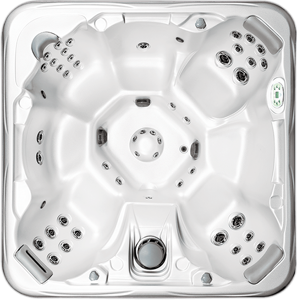 Artesian South Seas Deluxe 748B Hot Tub