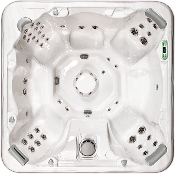 Artesian South Seas Deluxe 850B Hot Tub