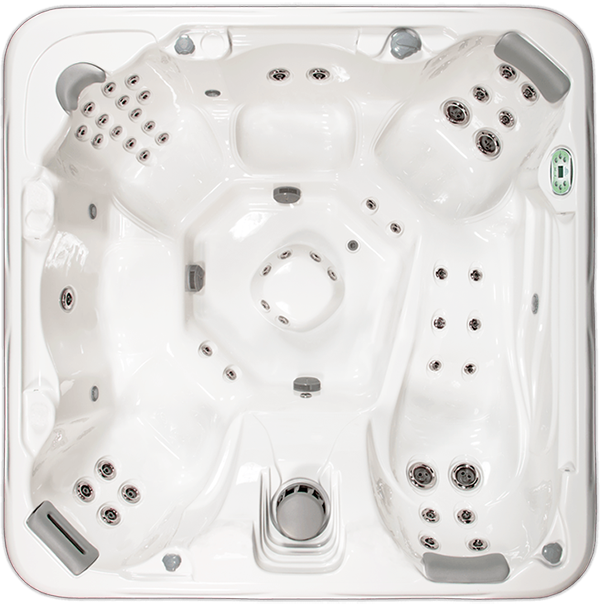 ARTESIAN SOUTH SEAS DELUXE 850L Hot Tub