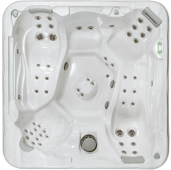 Artesian South Seas Deluxe 853DL Hot Tub