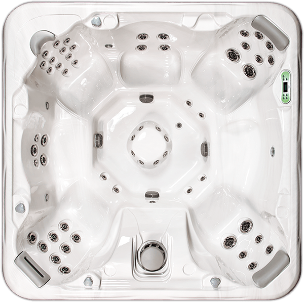 Artesian South Seas Deluxe 860B Hot Tub