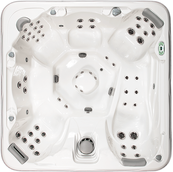 Artesian South Seas Deluxe 860L Hot Tub
