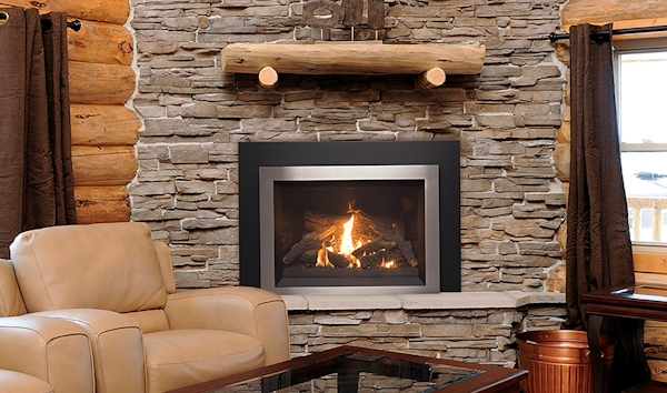 Pacific Energy Tofino I30S Gas Fireplace Insert