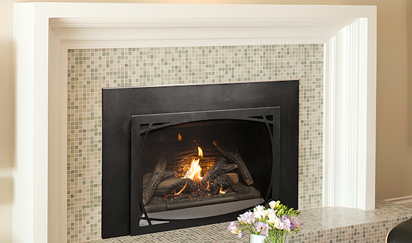 Pacific Energy Tofino I20S Gas Fireplace Insert
