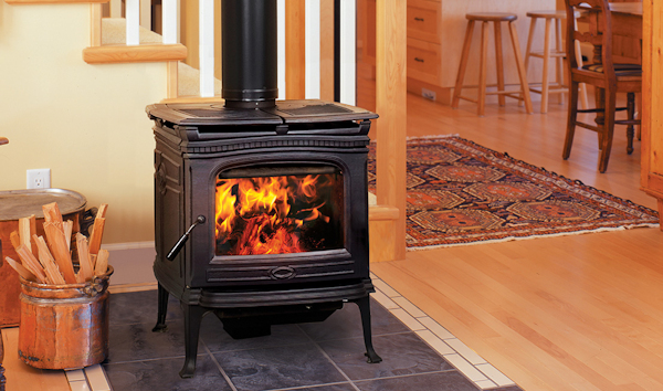 Pacific Energy Alderlea T4 Freestanding Wood Stove