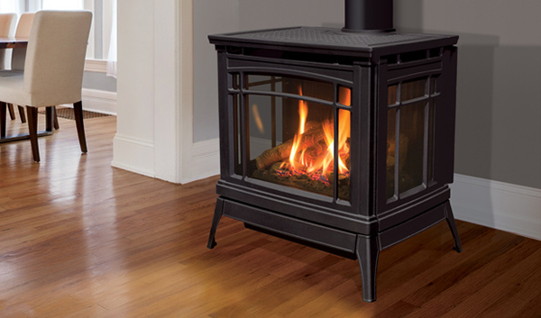 Enviro The Berkeley Gas Freestanding Stove