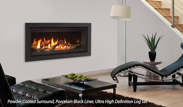 Enviro The C34 Gas Fireplace