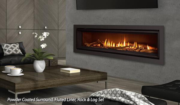 Enviro The C60 Gas Fireplace