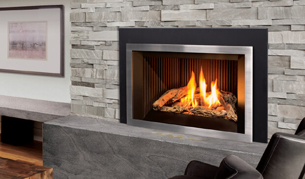 Enviro The E33 Gas Fireplace Insert