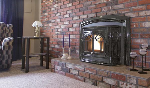 Enviro The Empress Pellet Fireplace Insert