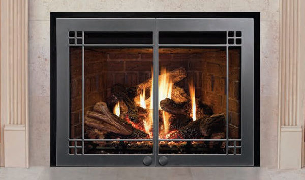 Mendota The Fullview Gas Fireplace Inserts