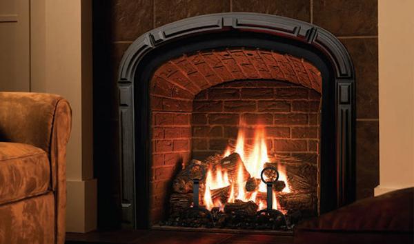 Mendota Greenbriar Fireplace