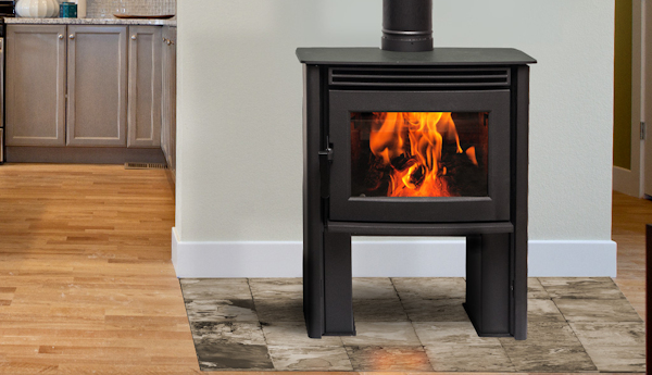 Pacific Energy The NEO 1.2 Freestanding Wood Stove
