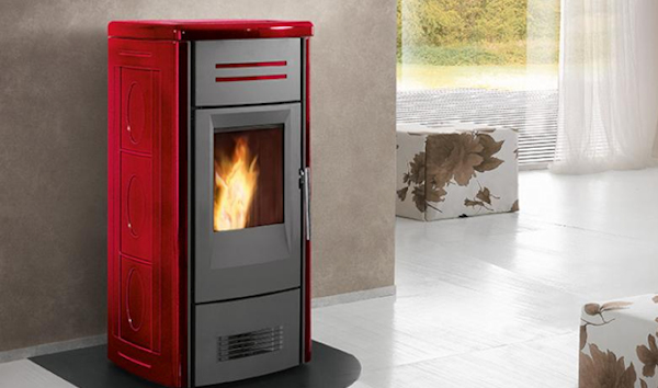 Piazzetta The P958 SY Pellet Stove