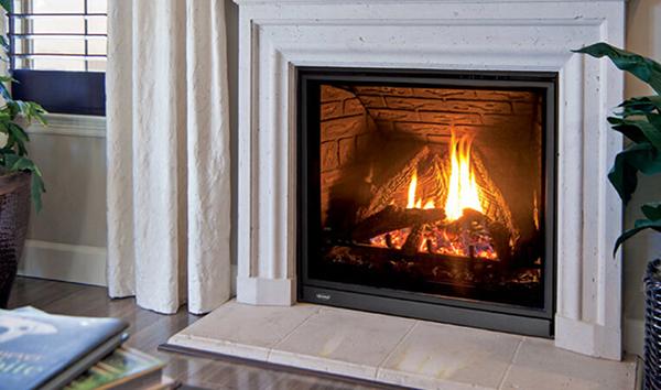 Enviro The Q3 Gas Fireplace