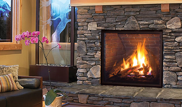 Enviro The Q4 Gas Fireplace