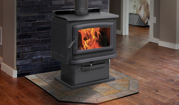 Pacific Energy The Super 27 LE Freestanding Wood Stove