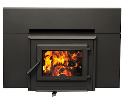 True North TN20 Wood Fireplace Insert