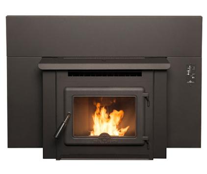True North TN40 Pellet Fireplace Insert