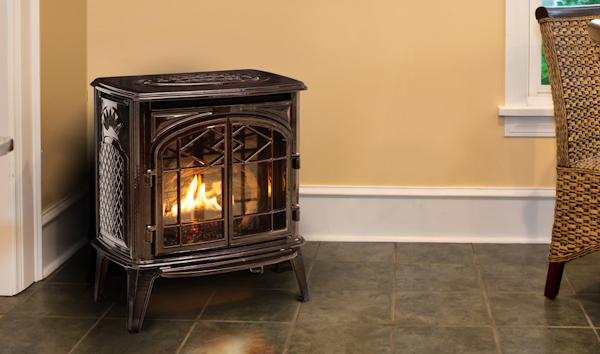 Pacific Energy The Trenton Freestanding Gas Stove