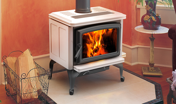 Pacific Energy The Vista Classic LE Freestanding Wood Stove