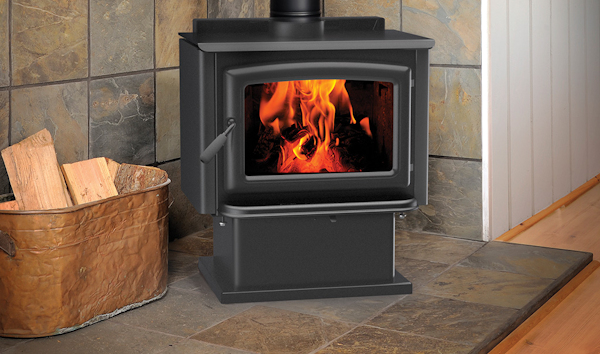 Pacific Energy The Vista LE Freestanding Wood Stove