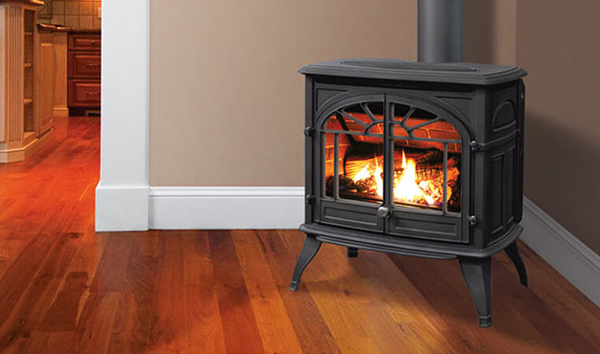Enviro The Westport Cast Iron Gas Freestanding Stove