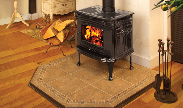 Pacific Energy The Alderlea T4 Classic Freestanding Wood Stove