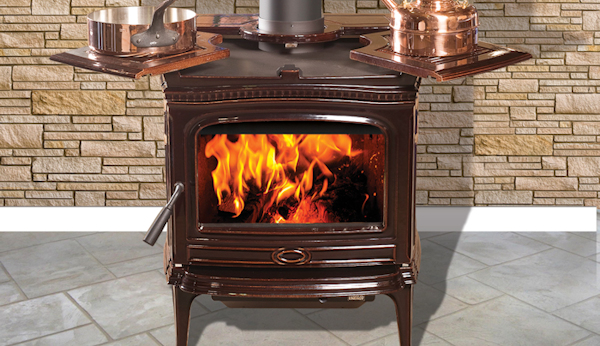 Pacific Energy The Alderlea T5 Classic LE Freestanding Wood Stove