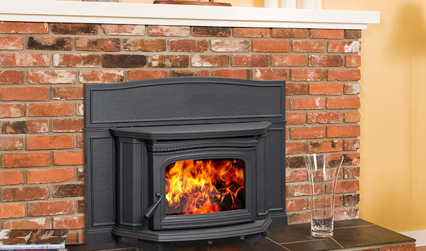 Pacific Energy Alderlea T5 LE Wood Fireplace Insert